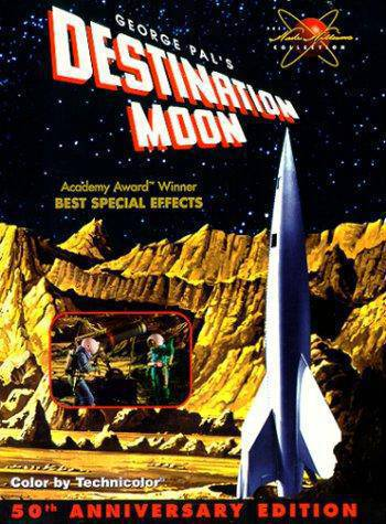 Destination Moon (1950) DVDRip