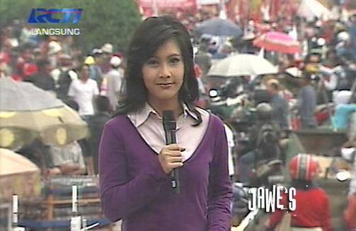 Ragetegar Blog: 10 Pembawa berita wanita cantik! Asli indonesia