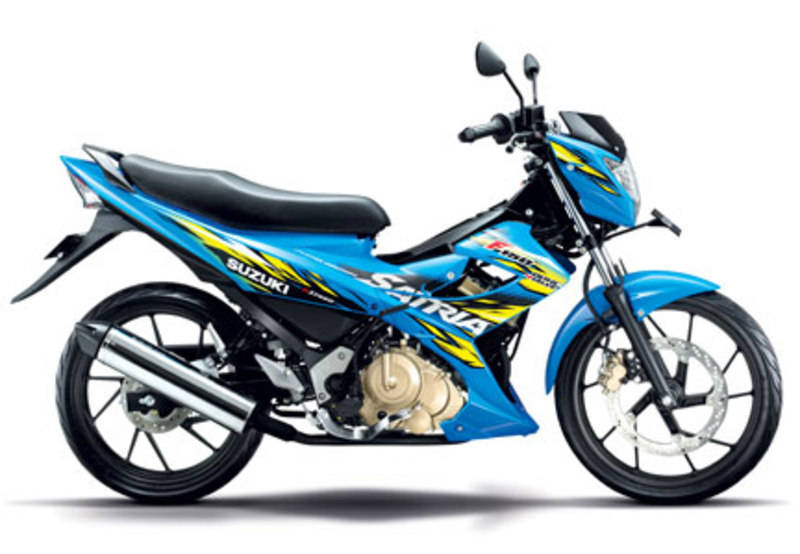 What Are The Colors Of Yamaha Raider