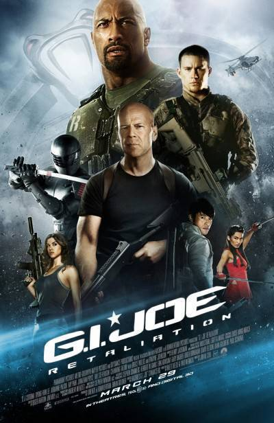 G I Joe Retaliation (2013) DVDRiP XViD-PSiG