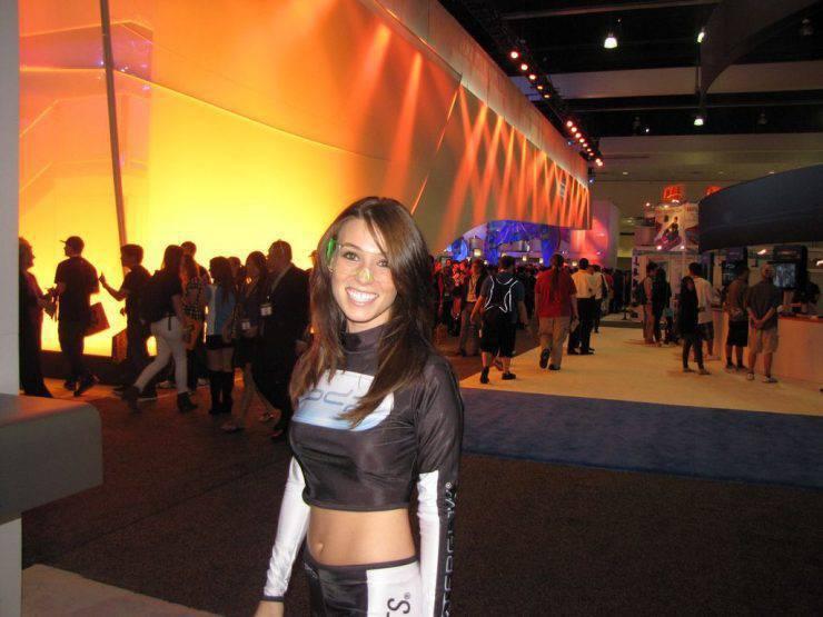 Dziewczyny z Targów E3 2012 15