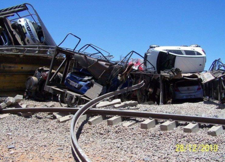 Kosztowny wypadek kolejowy 12