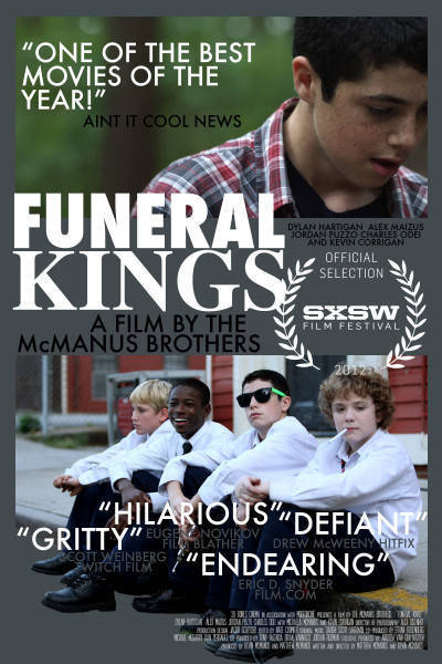 Funeral Kings (2012) DVDRip XviD-N0GRP