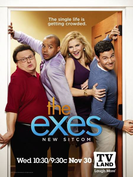 The Exes S03E02 The Hollys Buddies Story WEBRip x264-LOAD | 141.39 MB
