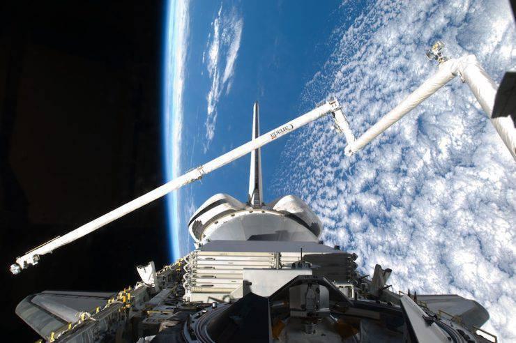 Spacer w kosmosie 28