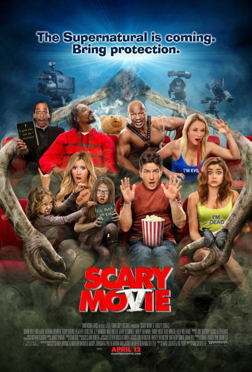 Scary Movie 5 2013 UNRATED DVDRip XviD AC3-PTpOWeR