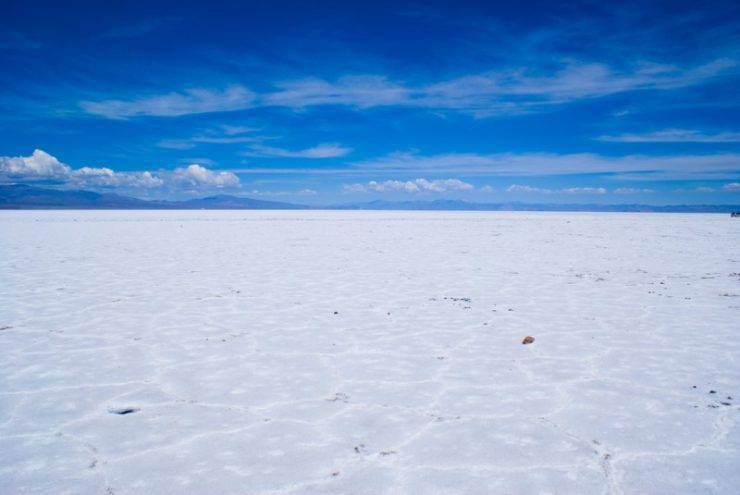 Salinas Grandes - białe pustynie Argentyny 3