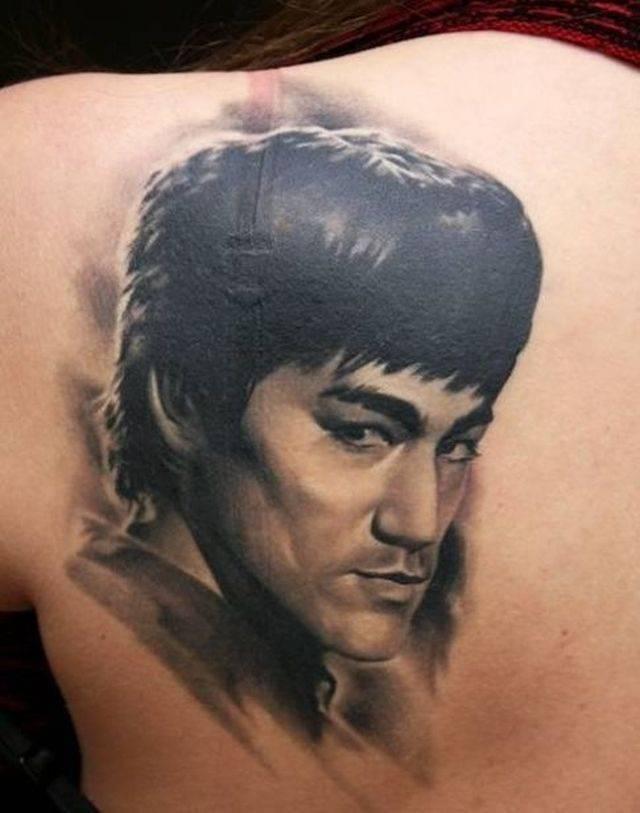Realistyczne tatuaże #2 28