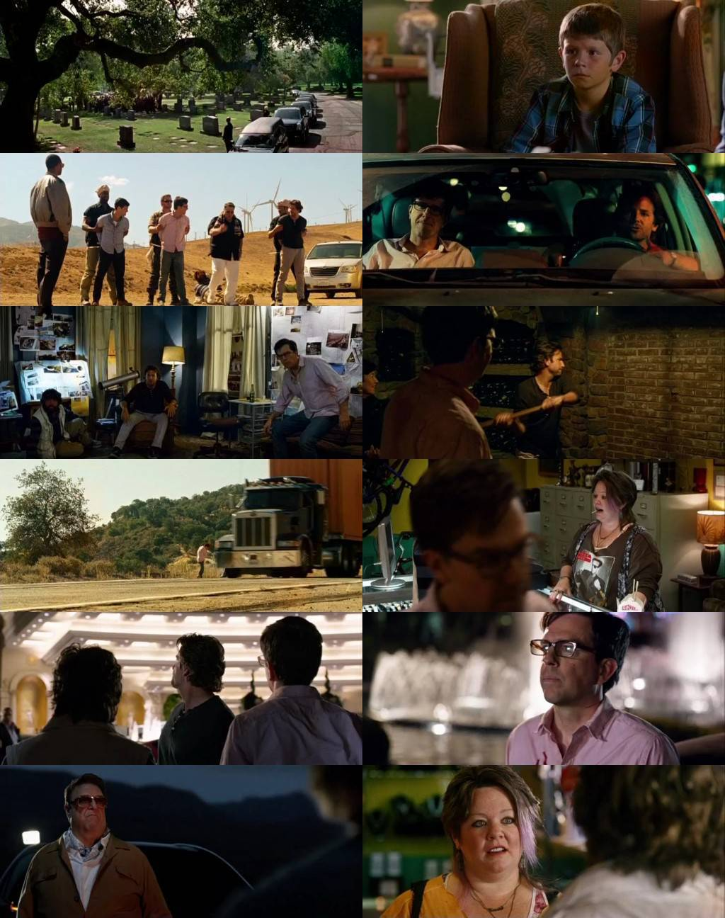 Download The Hangover Part III (2013) DVDRip x264-SSDD 400MB