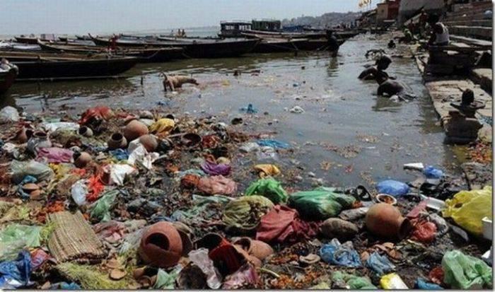Najbardziej zanieczyszczone rzeki 7