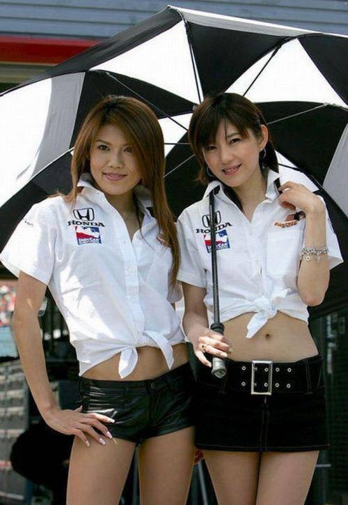 Hostessy z wyścigów 23
