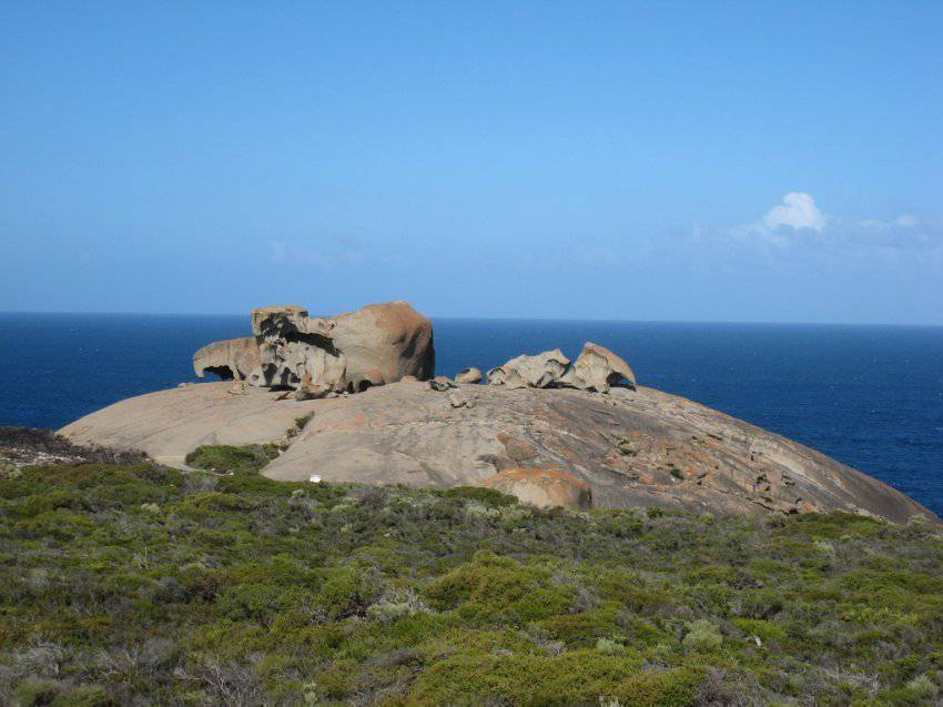 Remarkable Rocks 5