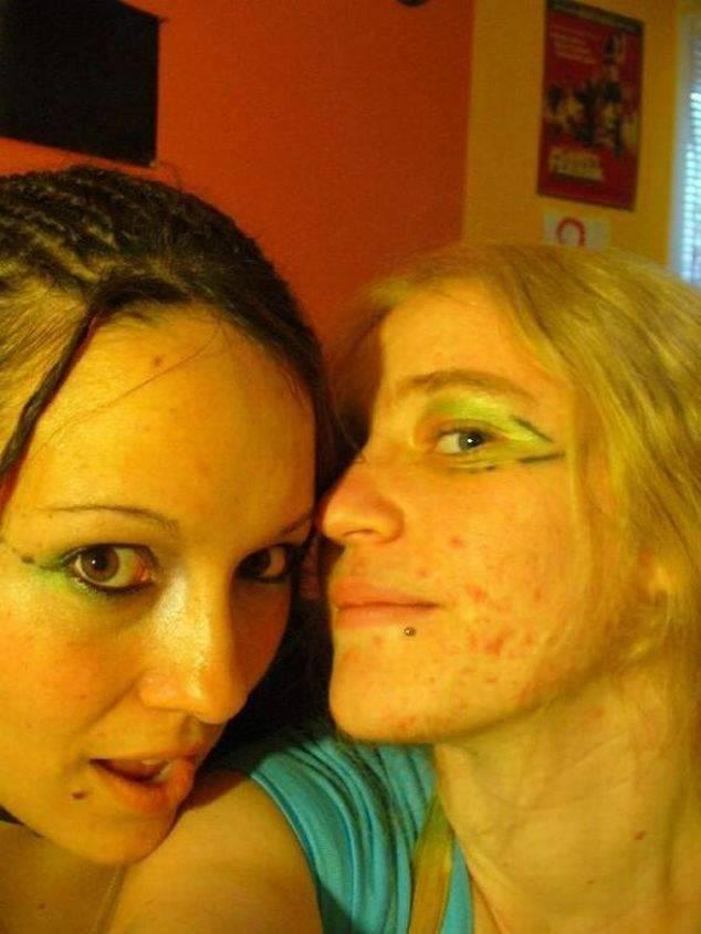 Najdziwniejszy makijaż 27