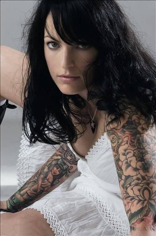 Dziewczyny i tatuaże 14