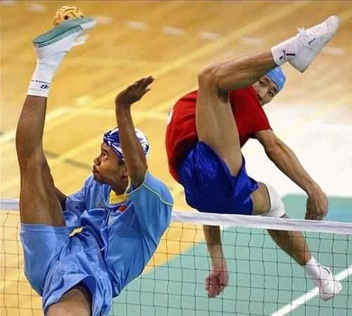 Zabawne zdjęcia sportowe 17
