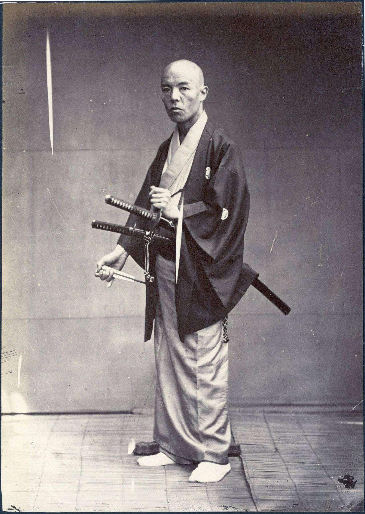 Samurajowie 32