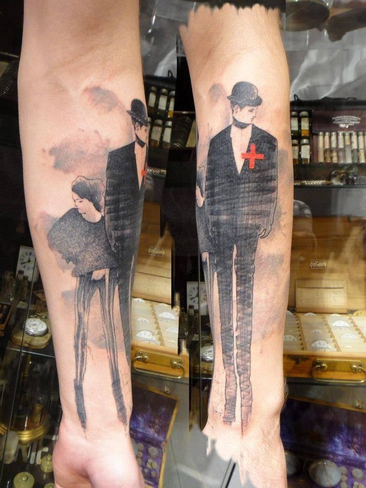 Oryginalne tatuaże #4 3