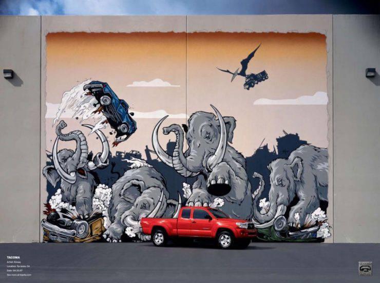Sztuka na ulicach miast 3