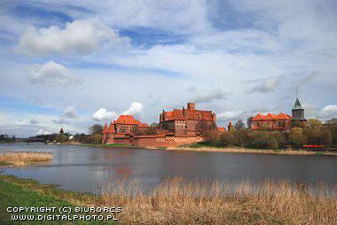 Piękne zamki w Polsce 3