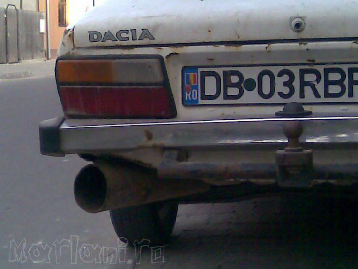Na rumuńskich drogach 13