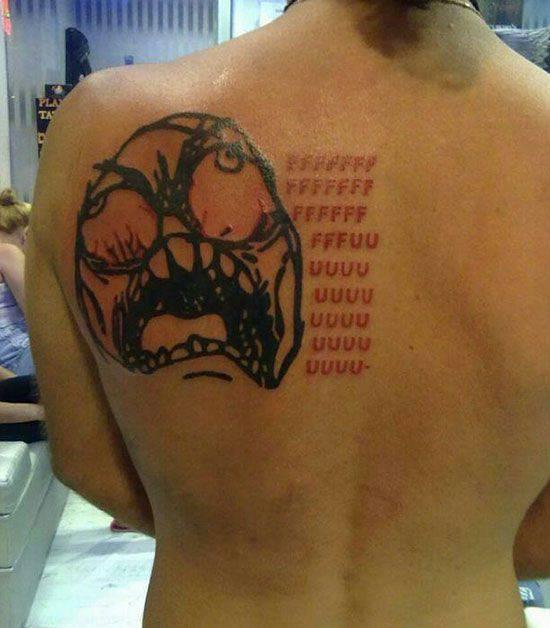 Tych tatuaży będą żałować 5