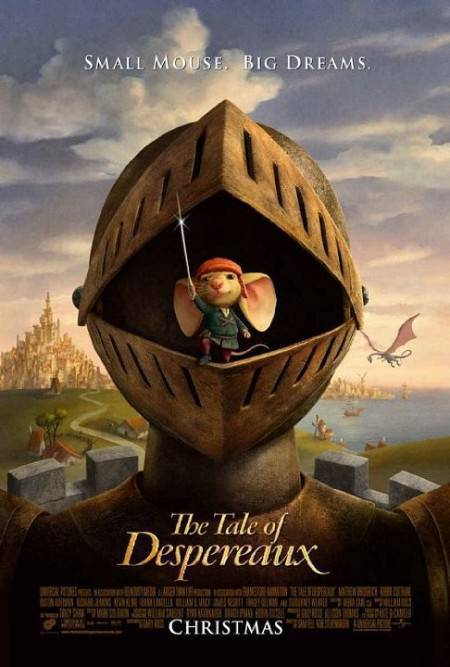 The Tale Of Despereaux (2008) iNTERNAL BDRip x264-EXViDiNT