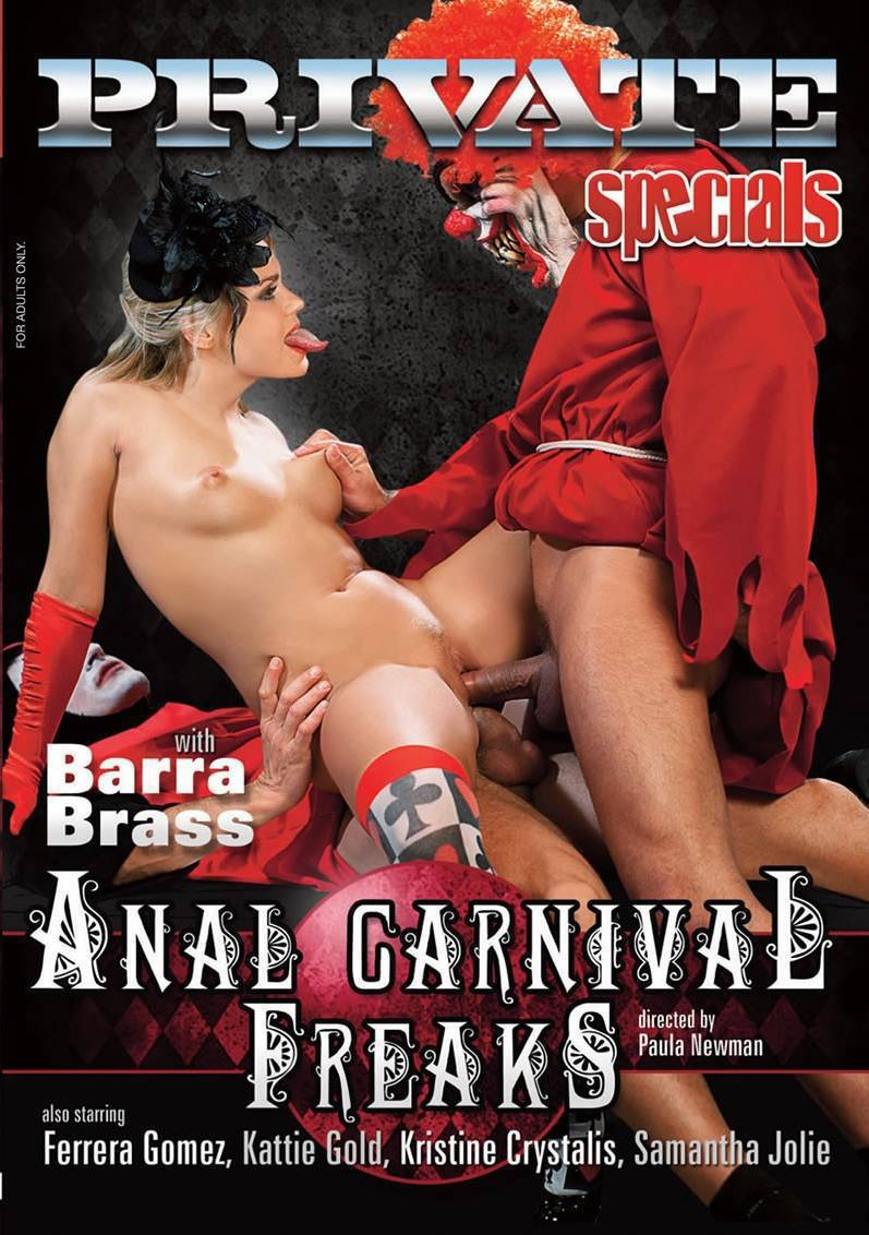 [Priv@te] Private Specials 67: Anal Carnival Freaks (2013) [DVDRip]