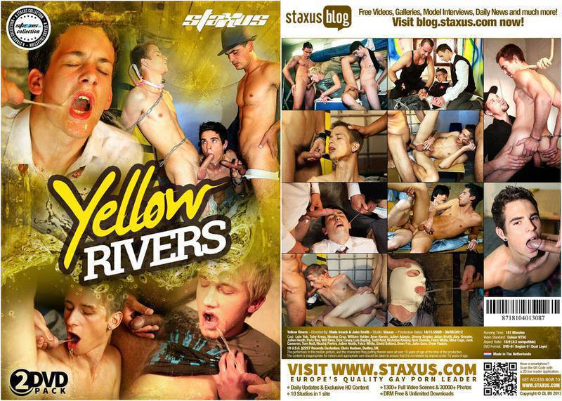 Staxus – Yellow Rivers