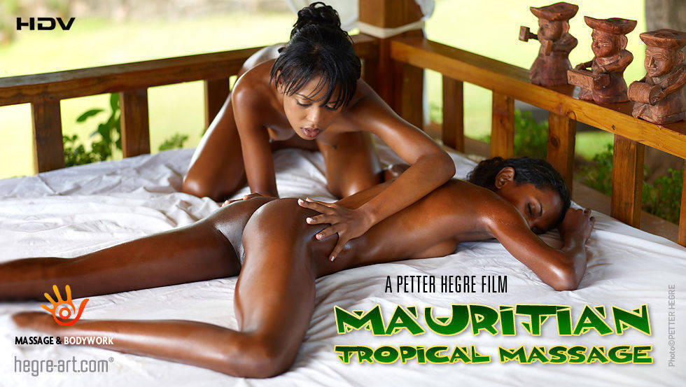Valerie & Lynn - Mauritian Tropical Massage (2011) [FullHD 1080p]