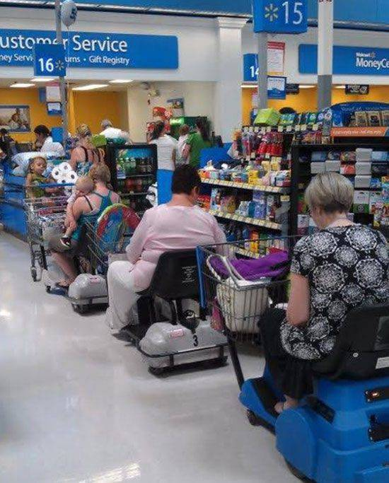 Tymczasem w Wallmart 10