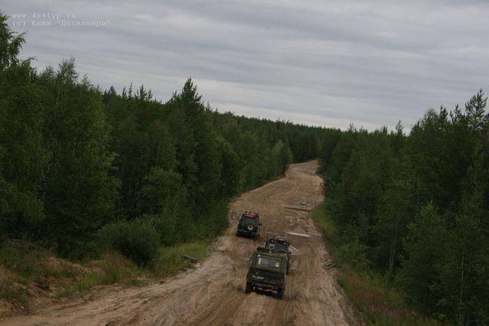 M56 Lena - najgorsza droga na świecie 21