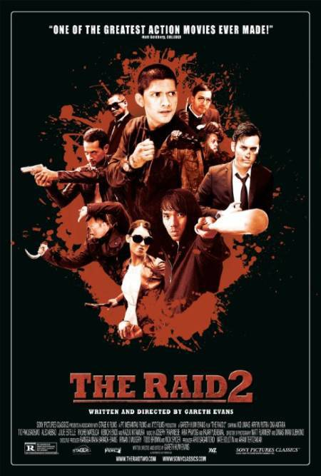 The Raid 2 2014 SUBBED CAM XviD MP3