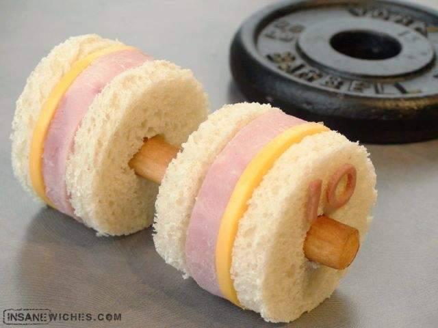 Najdziwniejsze kanapki 8