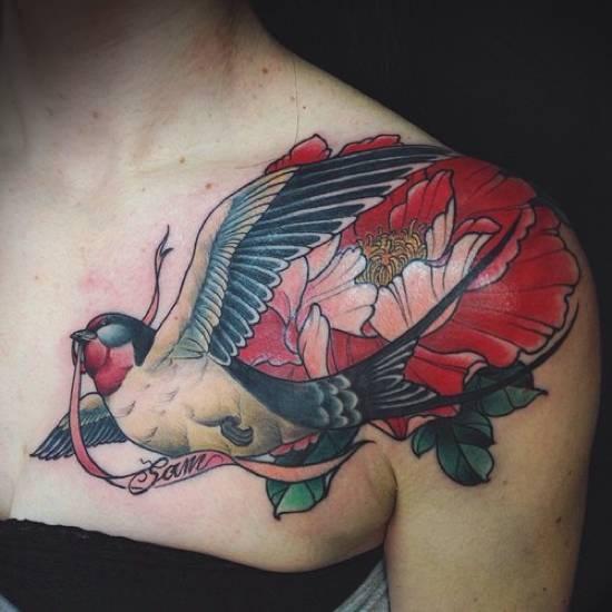 Odważne tatuaże #4 33