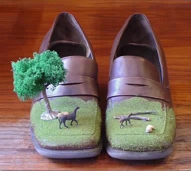 Najdziwniejsze buty #2 9
