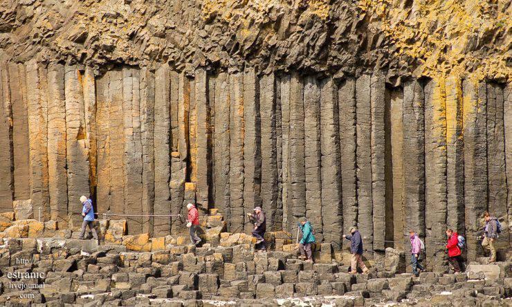 Staffa - niezwykła wyspa kolumnowa 4