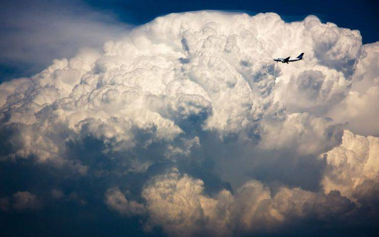 Spektakularne chmury 25