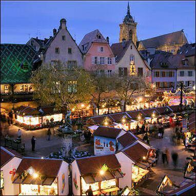 Miasta świata - Colmar [Francja] 47