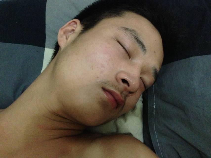 Chinese Boy Sleep Assault (HD)