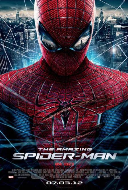 The Amazing Spider-Man (2012) 720p fiveofseven no cinavia