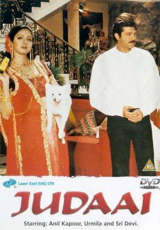 Judaai 1997 Hindi 480p DvDRip x264 AC3 5 1