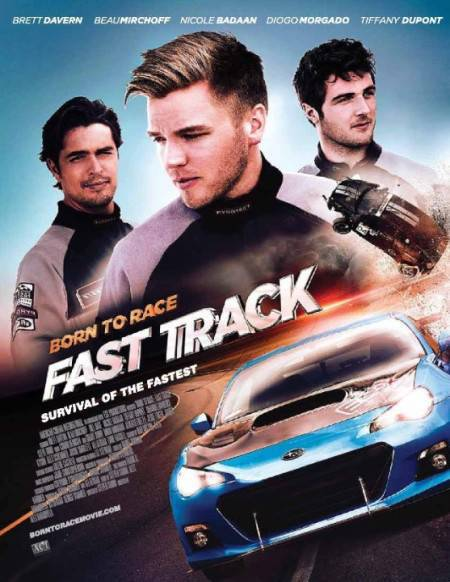 Born To Race Fast Track 2014 BRRip XviD-AQOS