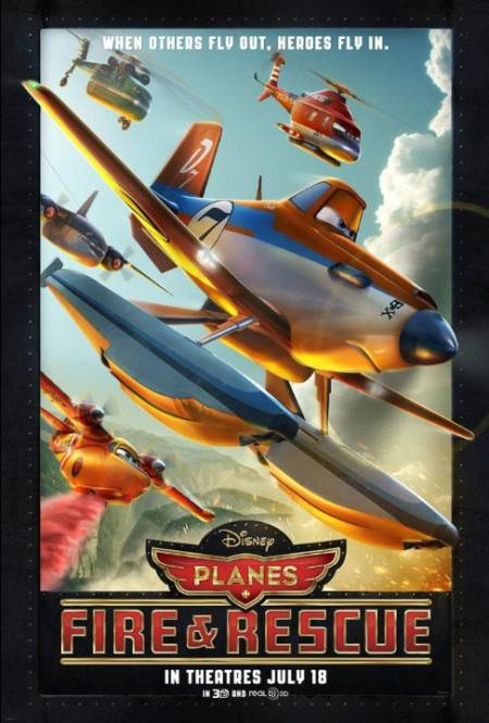 Planes Fire and Rescue 2014 BRRiP XViD AC3-H34LTH