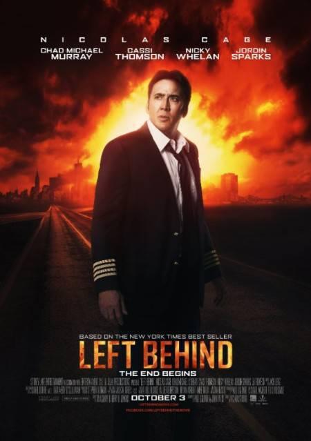 Left Behind 2014 HDRip XviD AC3-EVO