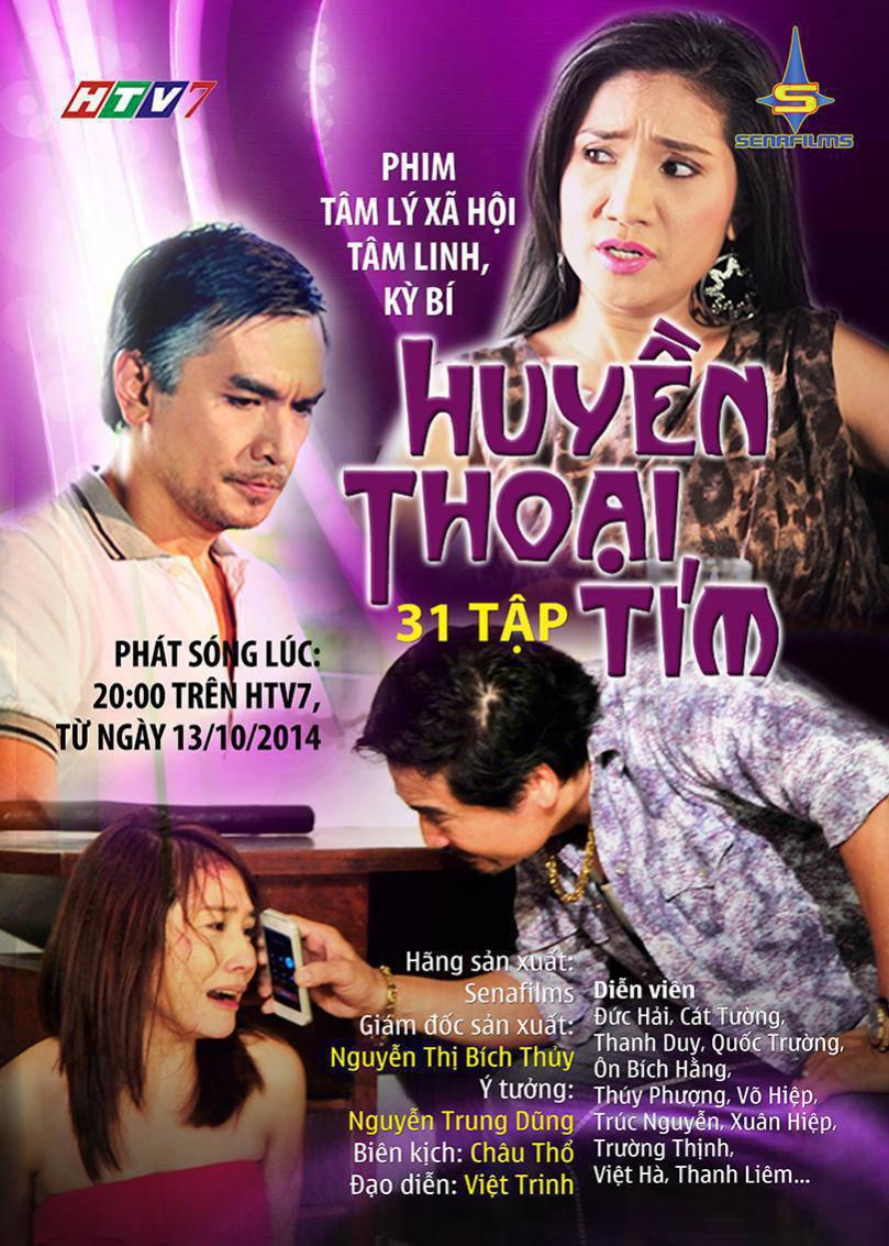 Huyền Thọai Tím (HDTV-AVI) - 31/31 tập