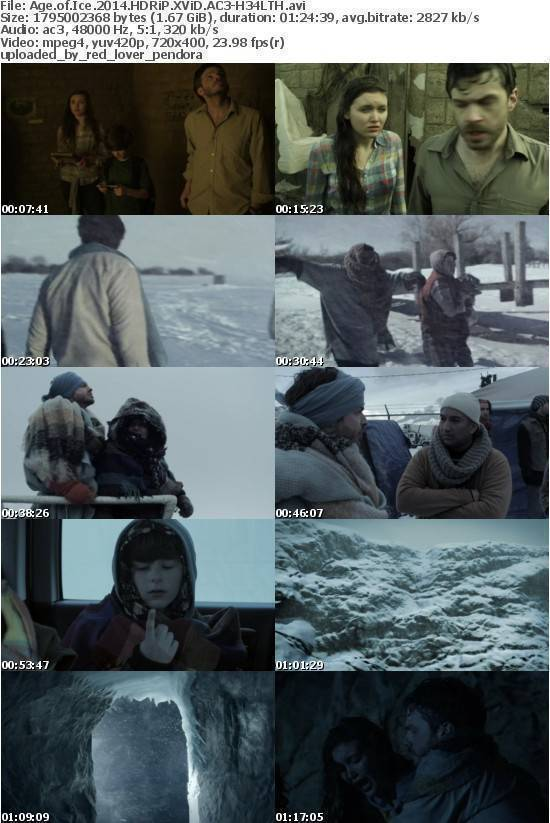 Age of Ice 2014 HDRiP XViD AC3-H34LTH