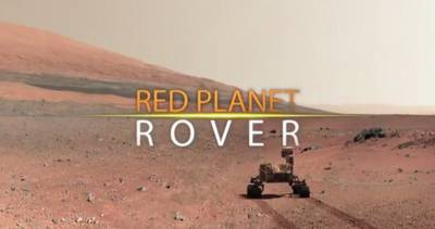 Discovery Channel - Red Planet Rover (2014) 720p HDTV x264-DHD