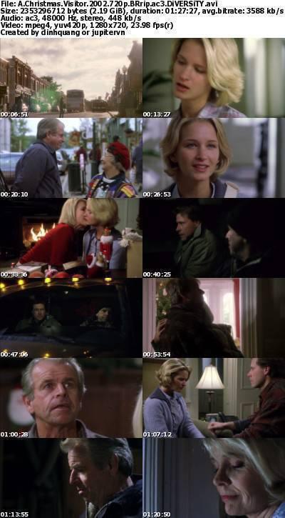 A Christmas Visitor (2002) 720p BRRip AC3-DiVERSiTY