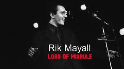BBC - Rik Mayall: Lord of Misrule (2014) 720p HDTV x264 AAC-MVGroup
