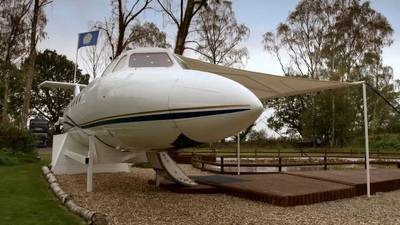 Channel 4 - George Clarkes Amazing Spaces Series 4 01of11 Private Jet (2014) 720p HDTV x264 AAC-MVGroup
